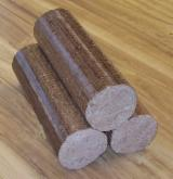 Pellets - Briquets - Charcoal, Wood Briquets, Beech (Europe)