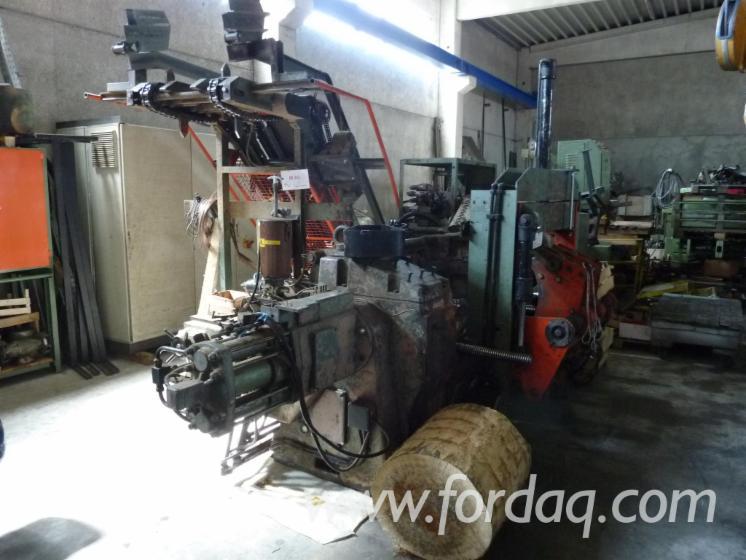 Used-Corali-M82-s-1986-Veneer-Peeler-For-Sale-in