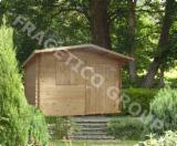 Find best timber supplies on Fordaq - SC FRAGETICO GROUP SRL - Garden shed EKO 404040