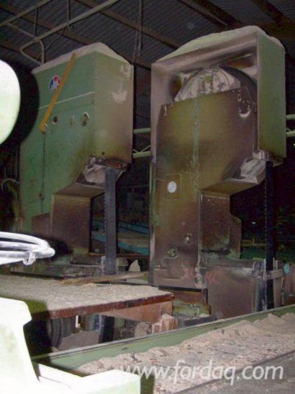 Used LBL Brenta Bi-Bat 1986 Log Band Saw Vertical For Sale France