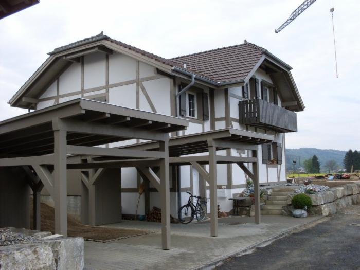 Timber-Framed-House