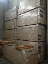 批发木材墙面包覆 - 护墙板,木墙板及型材 - 实木, 褐红娑罗双木, 木框线
