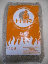 Wood pellets (spruce materials)