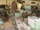 Vender Máquinas De Moldagem Para Usinagem De Três E Quatro Lados Weinig Usada França