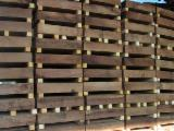 Hardwood  Sawn Timber - Lumber - Planed Timber Steamed > 24 Hours - Walnut Squares, 25; 32; 38; 50 mm