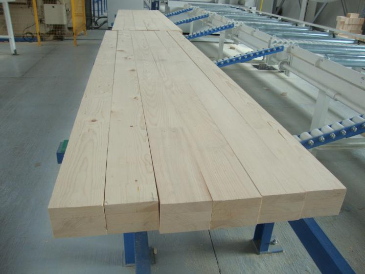 Spruce--Glulam-Beams