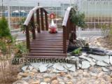 Tuinproducten FSC - Den (Pinus Sylvestris) - Grenenhout, Tuinbrug, FSC