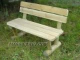 Garden Furniture Kit - Diy Assembly Pine Pinus Sylvestris - Redwood - Wood furniture