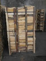 Firelogs - Pellets - Chips - Dust – Edgings Other Species For Sale Germany - Beech (Europe) Firewood/Woodlogs Cleaved in Slovakia