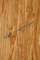 Solid Wood Flooring Italy - Olive, CE, Tongue & Groove
