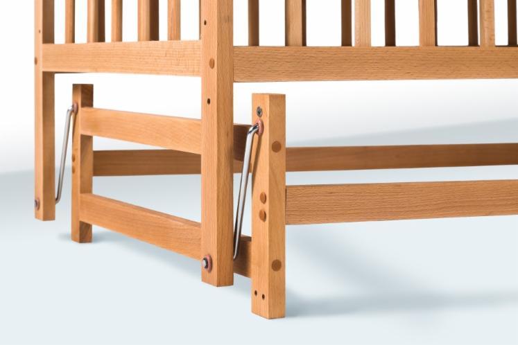 Маятниковый механизм для кроватки своими руками