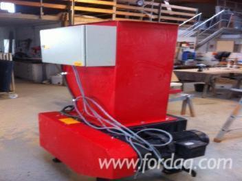 Vend Machine Faire Des Plaquettes De Bois Untha S20