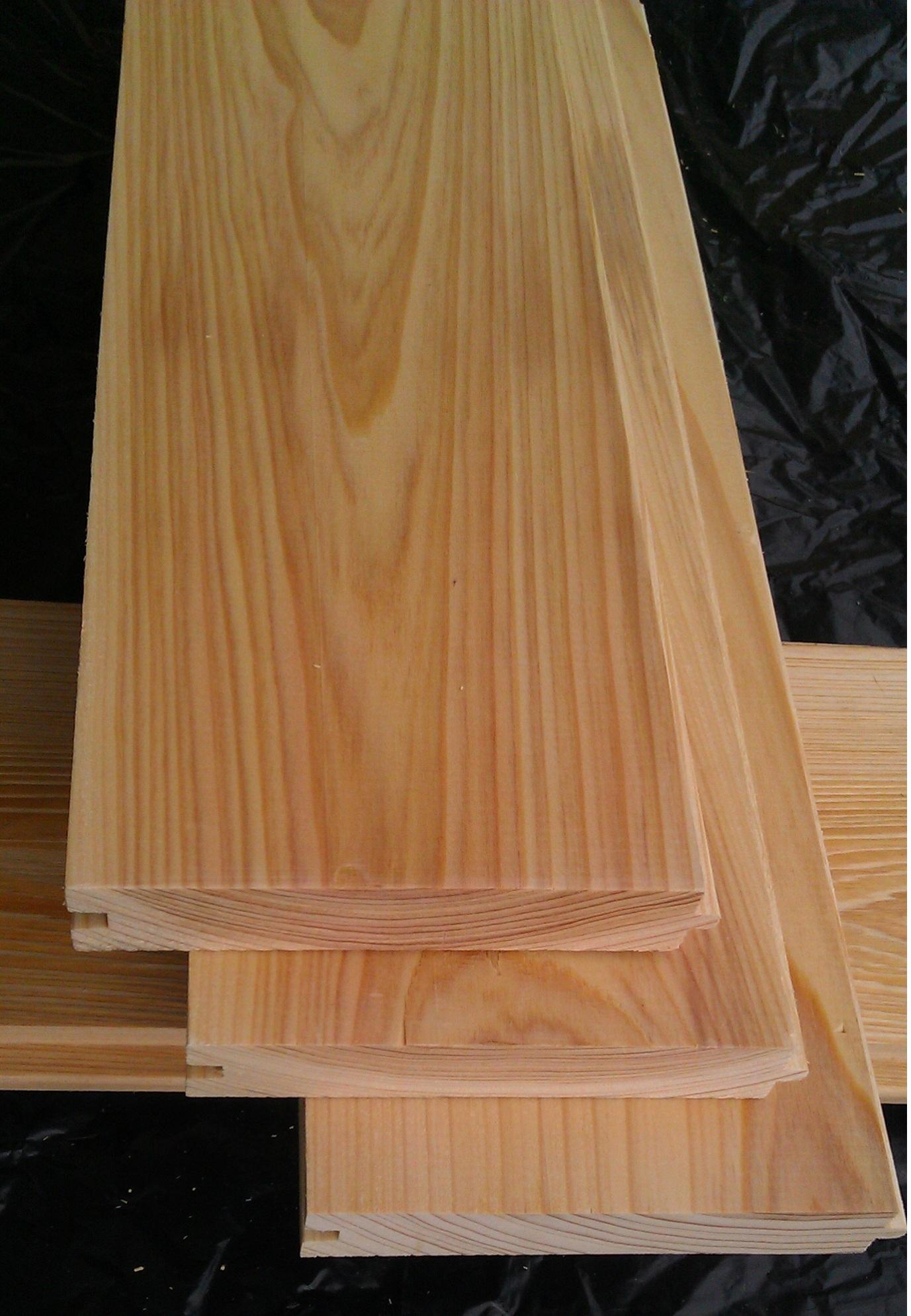 Cypress wood t g wood facade from florida usa for Cypress siding cost