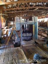 SOCOLEST Woodworking Machinery - Used SOCOLEST MR71 Vertical Frame Saw For Sale France