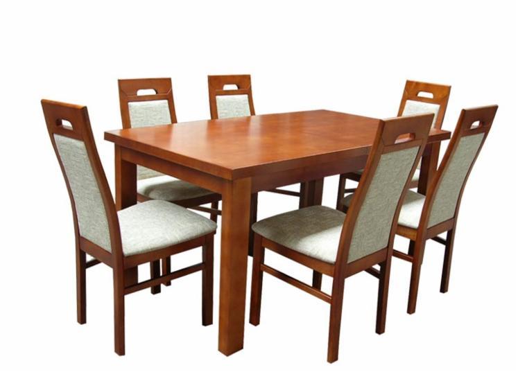 vend ensemble table et chaises pour salle manger contemporain feuillus europens chne