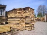 Hardwood  Unedged Timber - Flitches - Boules Poland - Boules, Beech (Europe)