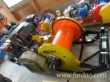 Bosexploitatie & Oogstmachines - Uitsleeplier, Wyssen , Gebruikt
