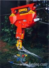 Maszyny Leśne - Sanie Wzdłużne Wyssen Verschieden Typen / Several Types Używane Verschiedene /several Szwajcaria