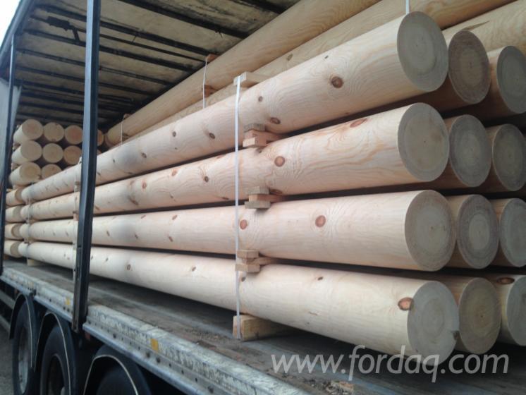 Machine-rounded-poles--