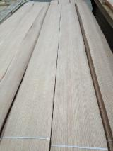 null - Red Oak Natural Veneer, 0,55 mm Thick