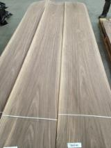 Sliced Veneer FSC - Black Walnut, quality AA; A ; AB