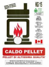 Pellets - Briquets - Charcoal, Wood Pellets, Abete rosso