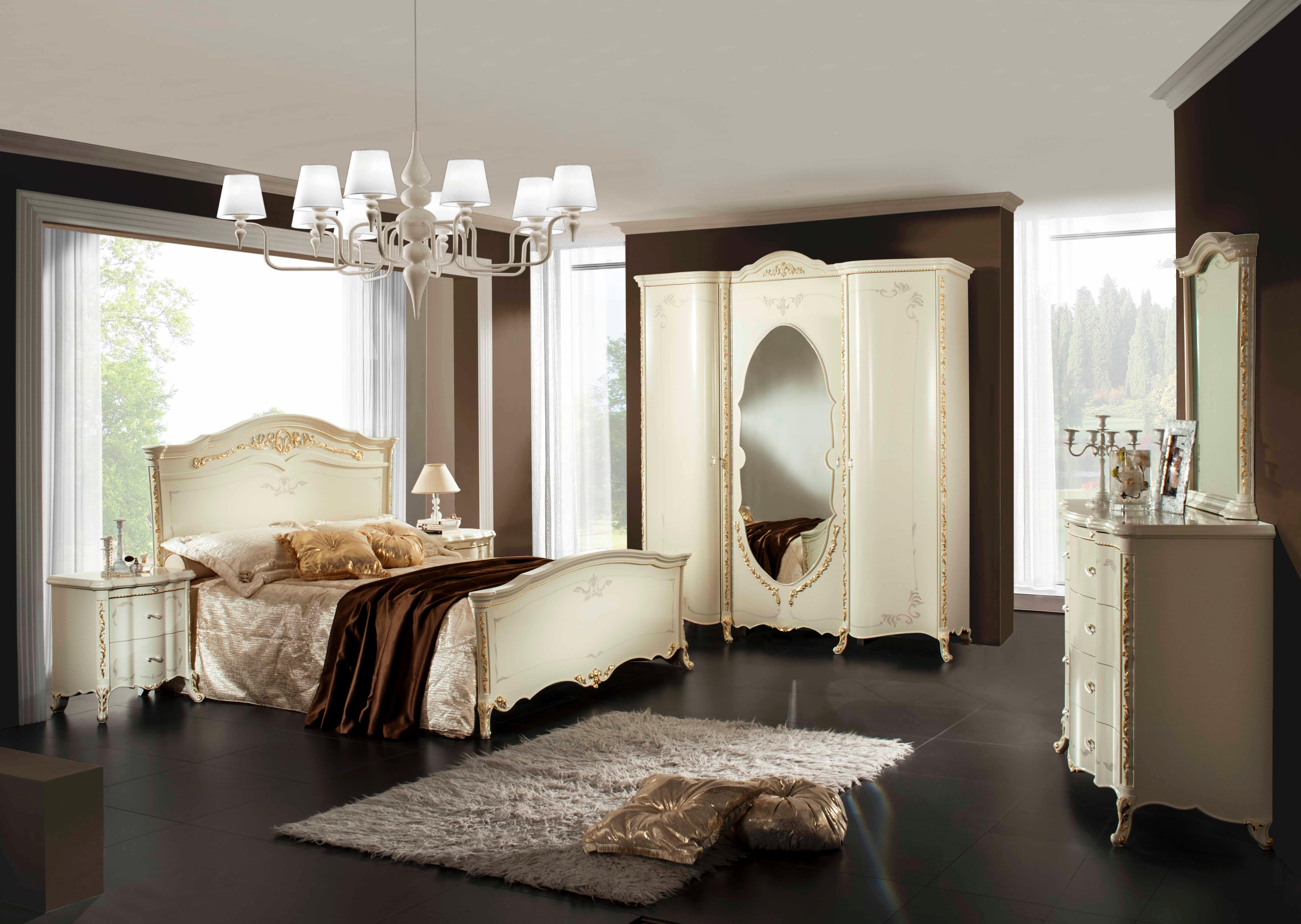 ensemble pour chambre coucher design 1 0 100 0 pi ces. Black Bedroom Furniture Sets. Home Design Ideas