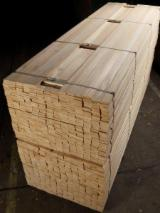 Hobelware - Profilbretter - Abachi Saunabanklatten