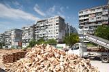 Firelogs - Pellets - Chips - Dust – Edgings PEFC FFC - Oak firewood loose loaded