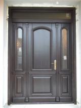 Двері, Вікна, Сходи CE - Європейська Деревина Твердих Порід, Вікна, Дуб, CE