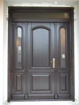 CE Certified Finished Products - Oak  Windows from Romania