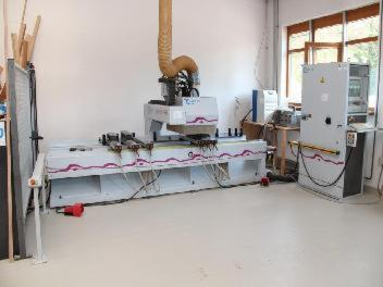 For sale: CNC Router - WEEKE Optimat BP 85