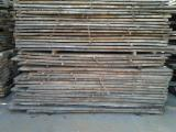 Hardwood  Unedged Timber - Flitches - Boules - Oak loose for sale