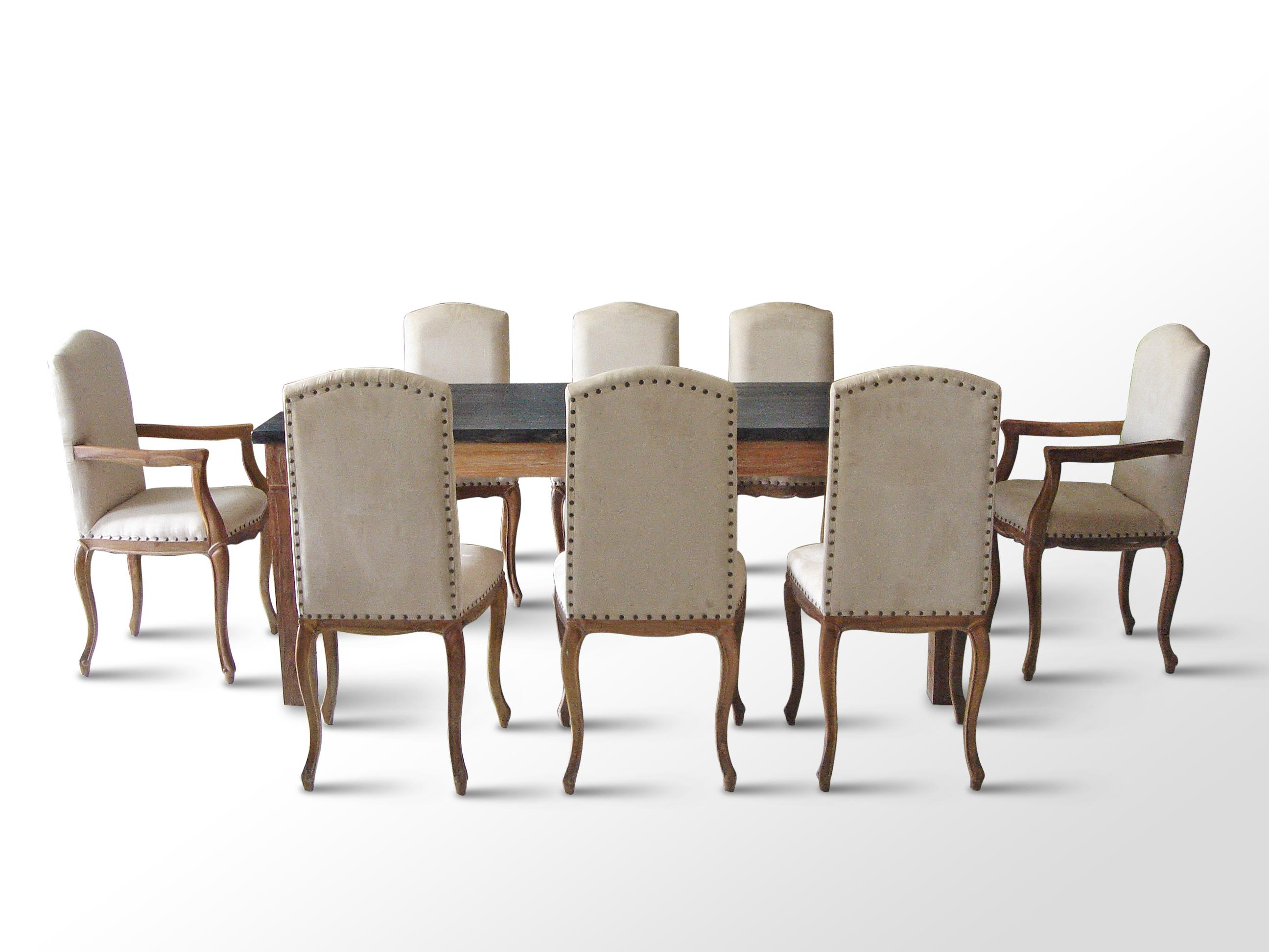 Ensemble salle manger 6 chaises for Ensemble table et chaise interieur