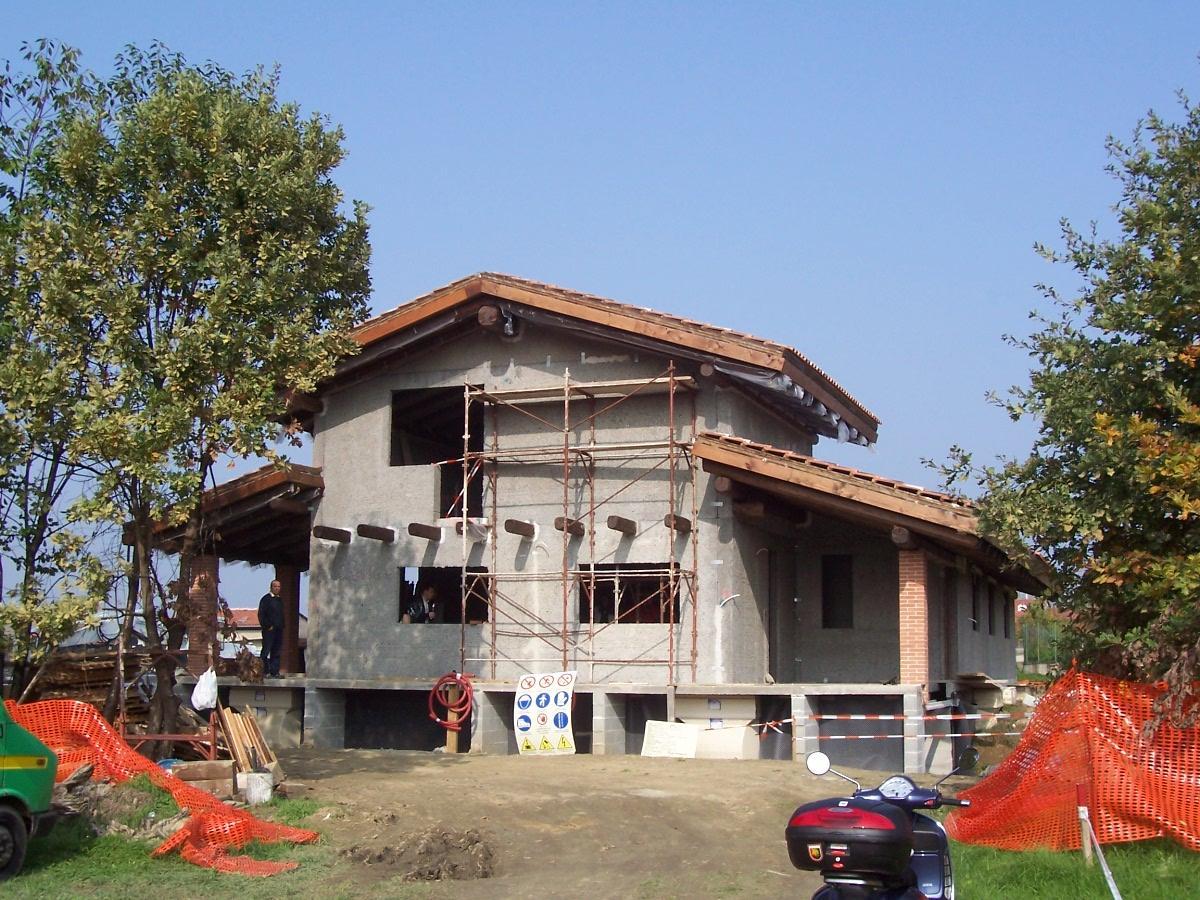 Tecnologia per case prefabbricate in legno cemento su - Case prefabbricate per terrazzo ...