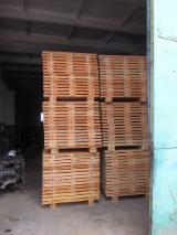 Brown Ash Sawn Timber - Wood for europallets