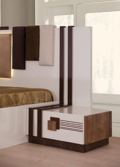 Ensemble pour chambre coucher design 1 0 1 0 pi ces for Design chambre a coucher