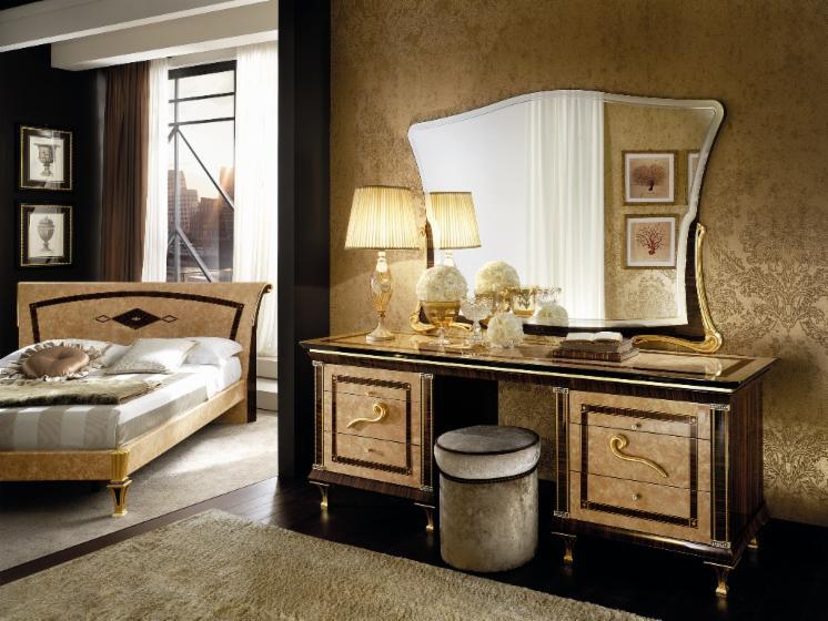Camera da letto di design - Collezione ROSSINI