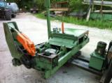 Log Handling Equipment - Log infeed waggon