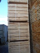 Sawn Timber FSC - Pallet boards 17x78x1200 2 Grade