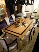 Italy Dining Room Furniture - Luxury Design Dining Room
