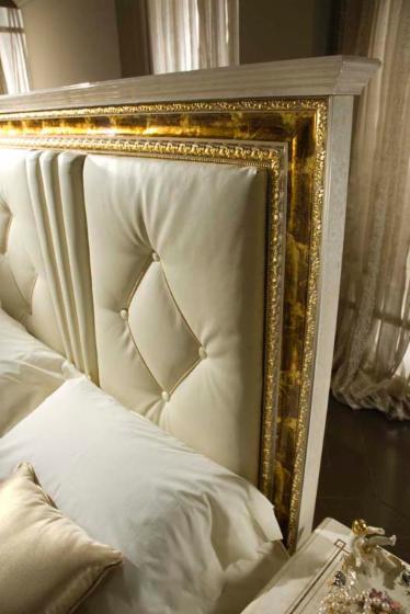 Camera da letto di design collezione rossini for Camera di design