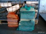 Firewood, Pellets And Residues - KD FIREWOOD IN NET BAGS