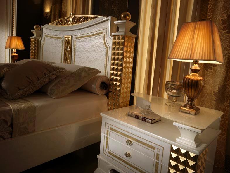 Camera da letto di design collezione mythos for Arredamento camper