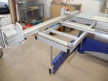 For Sale Sliding Table Saw Format 4 Kappa 450