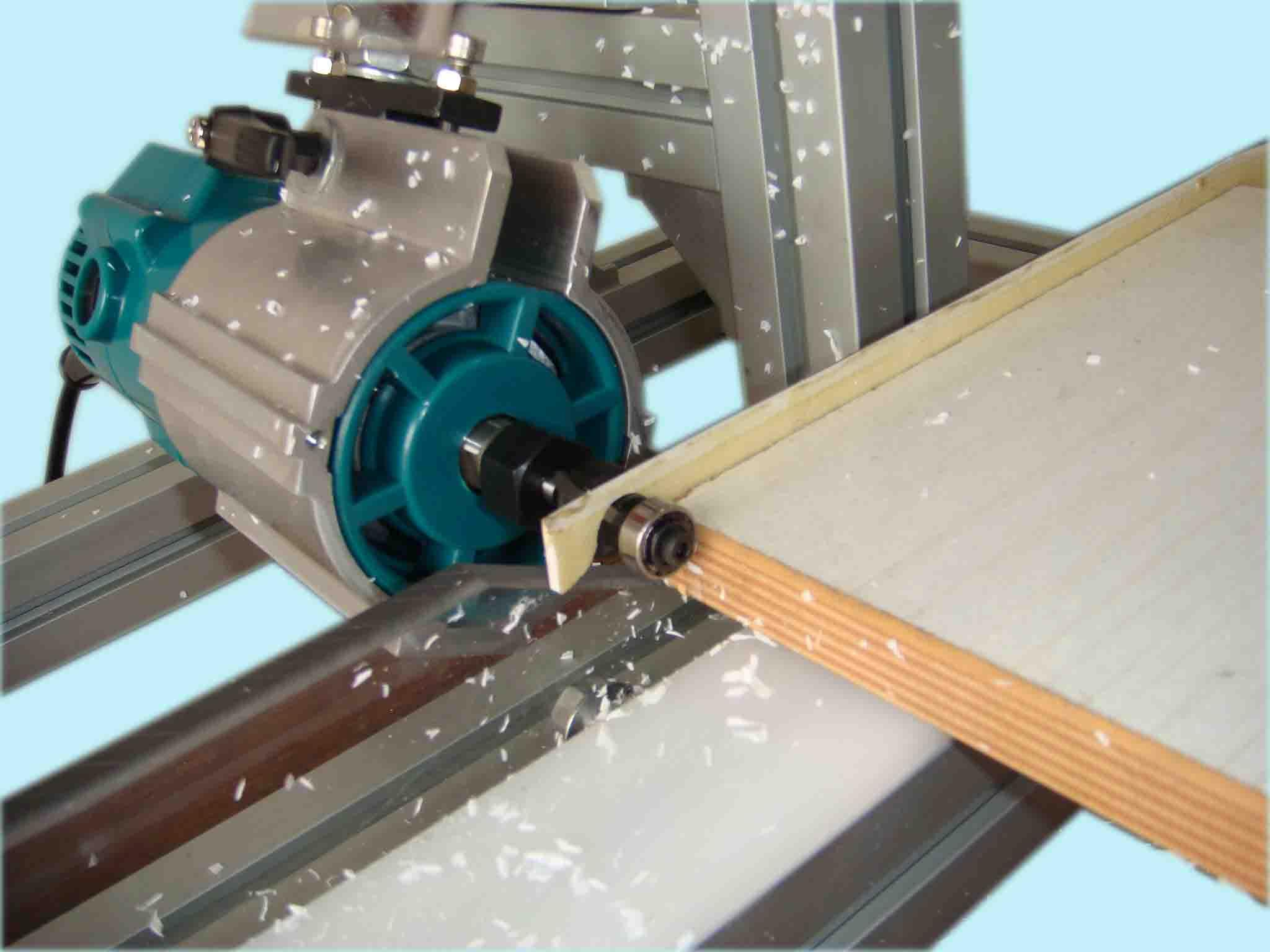 Woodworking Machine: Edge Trimming Machine/ Electric Trimmer