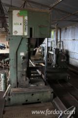 Portugal Woodworking Machinery - Complete Sawmill Production Line - Maquinas Pinheiro