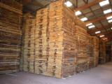 Hardwood  Unedged Timber - Flitches - Boules PEFC FFC - PEFC/FFC Oak (European) Loose from France, Bourgogne - Franche Comté