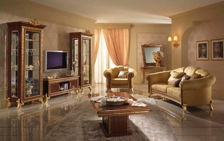 salle manger classique de luxe
