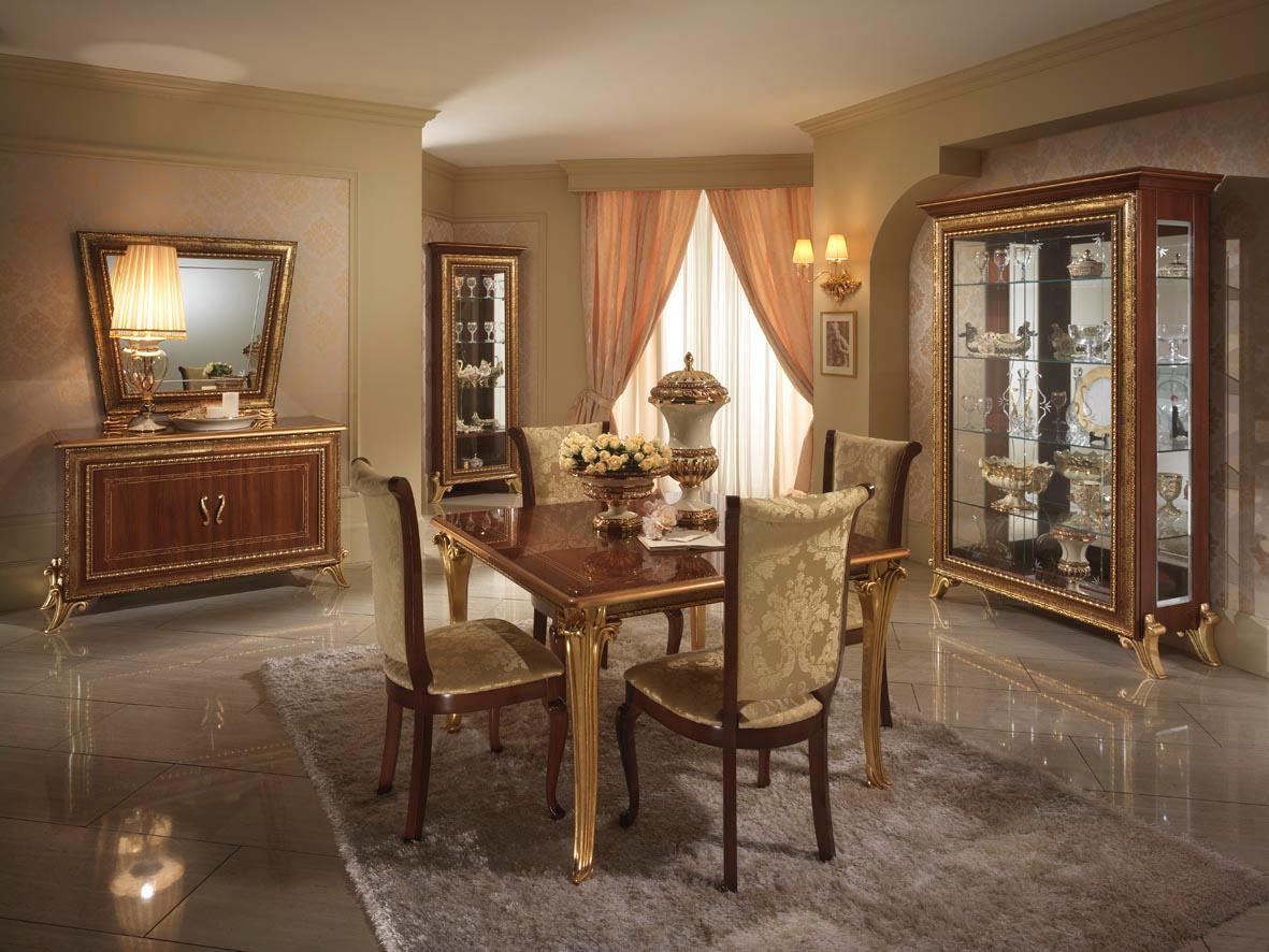 Sala Da Pranzo Di Design In Stile Classico #946137 1181 886 Sala Da Pranzo In Stile Barocco